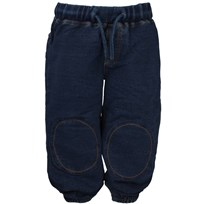 Baby Pants Rib Denim