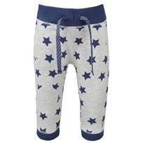 Baby Sweatpants Blue Stars