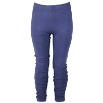 Kids Girls Leggings Blue