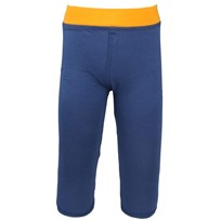 Baby Pants Blue Orange