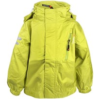 Light Weight Rain Jacket Lime