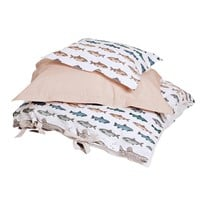 Basket Bed Set Fishes