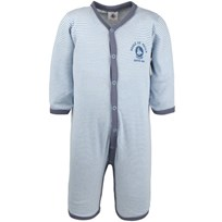 Sleepsuit Blue/White