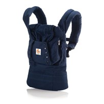 Babycarrier Organic Blue/Navy