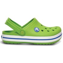 Kids Crocband Voltgreen
