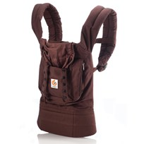 Babycarrier Organic Chocolate