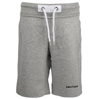 Fleece Bermudas Grey Melange