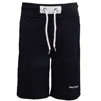 Fleece Bermudas Navy
