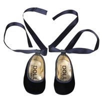 Baby Ballerina Navy Blue/Gold