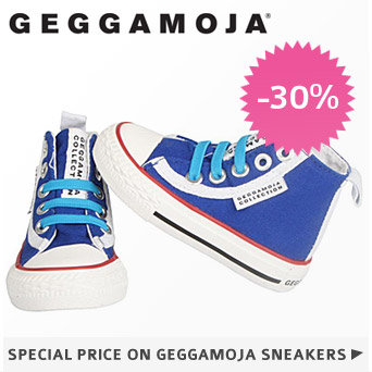 Special price on Geggamoja sneakers