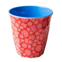 Melamine Cup Red Casablanca