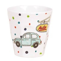 Kids Melamine Cup Vehicles