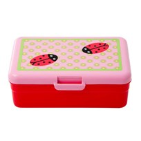 Kids Lunch Box With Ladybug