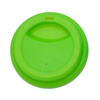 Silicone Lid Latte Cups Green