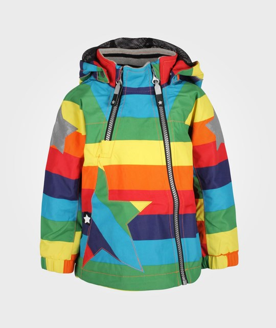 Molo Hopla Jacket Rainbow Multi