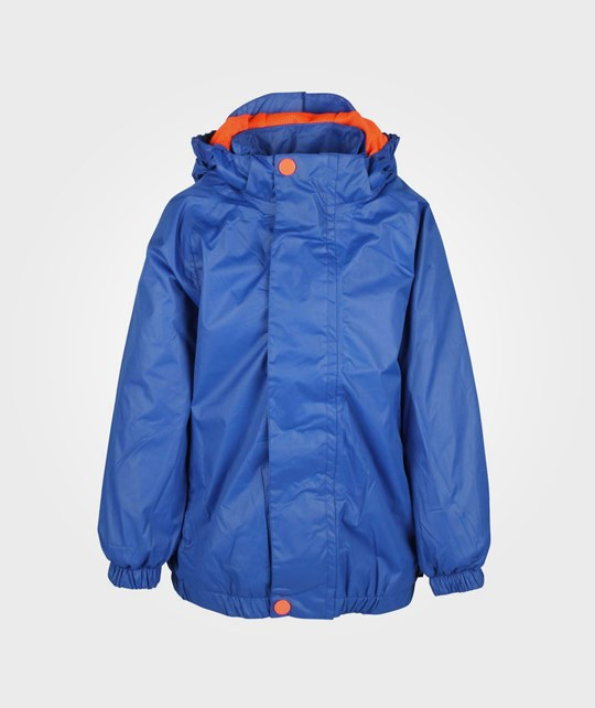 Molo Waiton Rain Jacket Waterdrop Blue