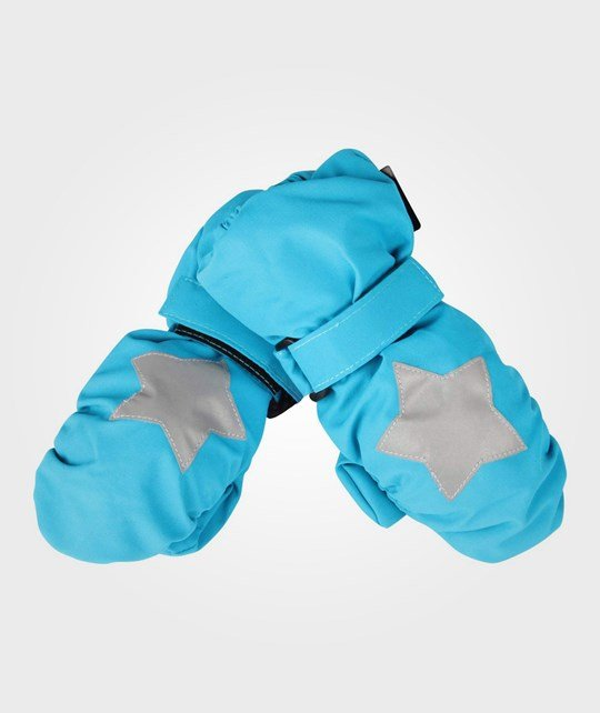 Molo Igor Gloves Atomic Blue Blue