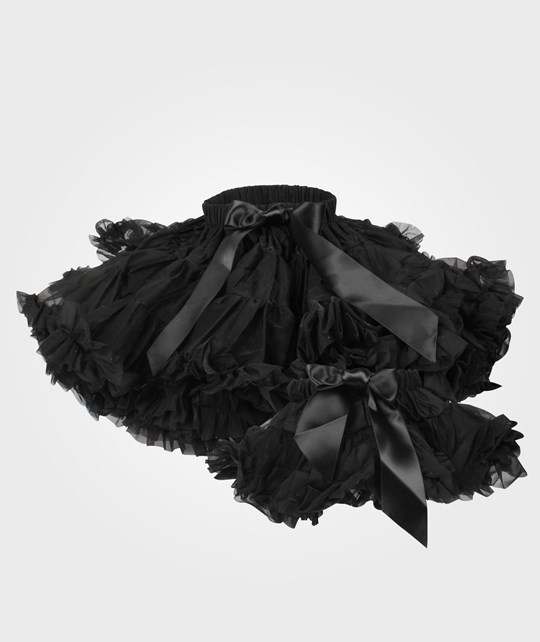 DOLLY by Le Petit Tom Audrey Hepburn Pettiskirt Black Black