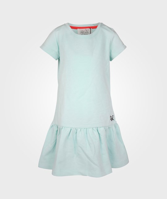 Little Pieces Little Alberte SS Dress Fresh Mint Green
