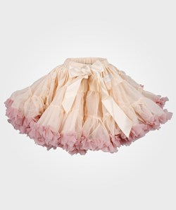 DOLLY by Le Petit Tom Brigitte Bardot Pettiskirt Cream/Dusty Pink