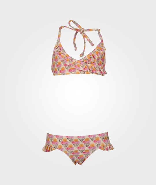 Soft Gallery Laia Ice Cream Bikini пестрый