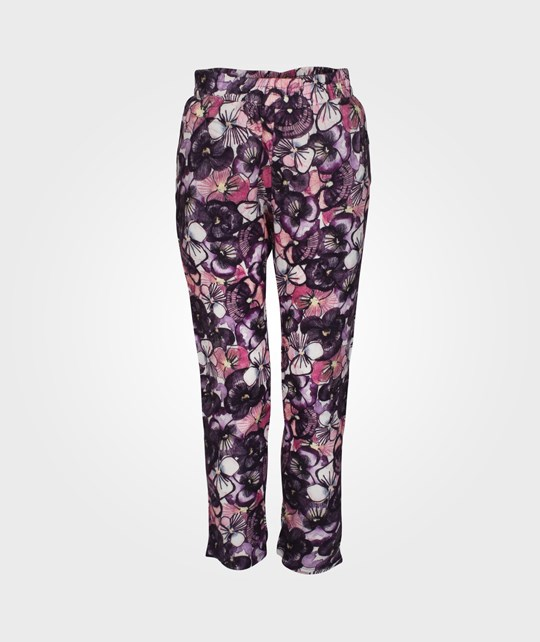 Soft Gallery Cora Pansy AOP Pants Pink