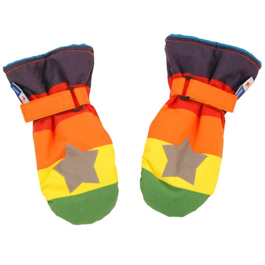Molo Gloveski Rainbow Multi