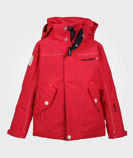 Tenson Optimist Jacket Red Red