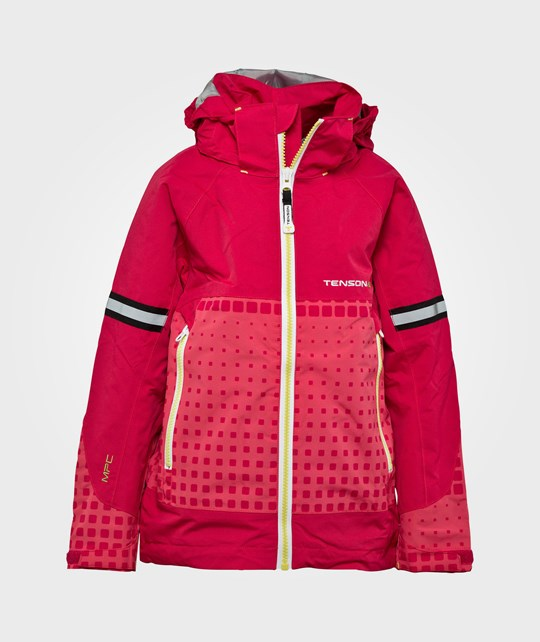 Tenson Protect Jacket Red Red