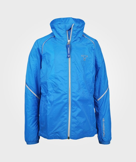 Tenson Motion Jacket Blue Blue