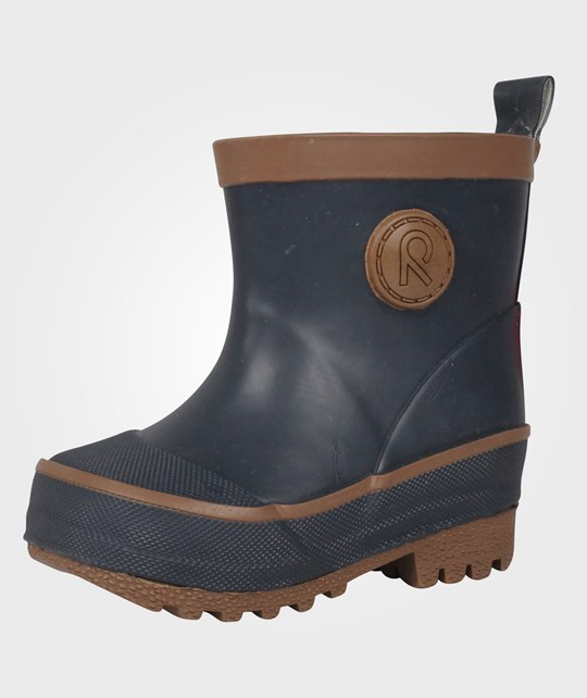 Reima Naba Rubber Boots Navy Blue