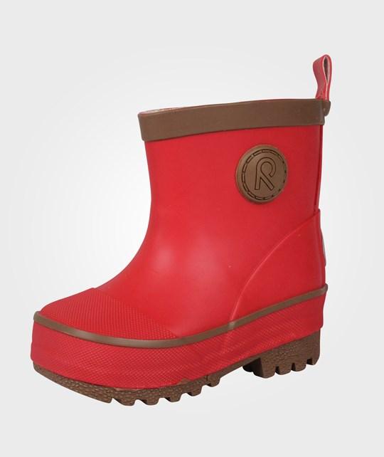Reima Naba Rubber Boots Red Punainen