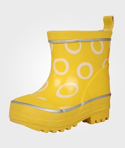 Reima Naba Rubber Boots Yellow
