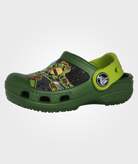 Crocs Creative Crocs Teenage Mutant Ninja Turtles Clog Green