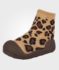 Attipas Animal Leopard  BROWN