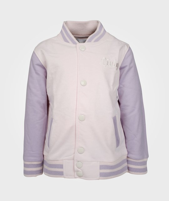 Livly Jacket Bubbly Pink/Heavenly Purple Pink