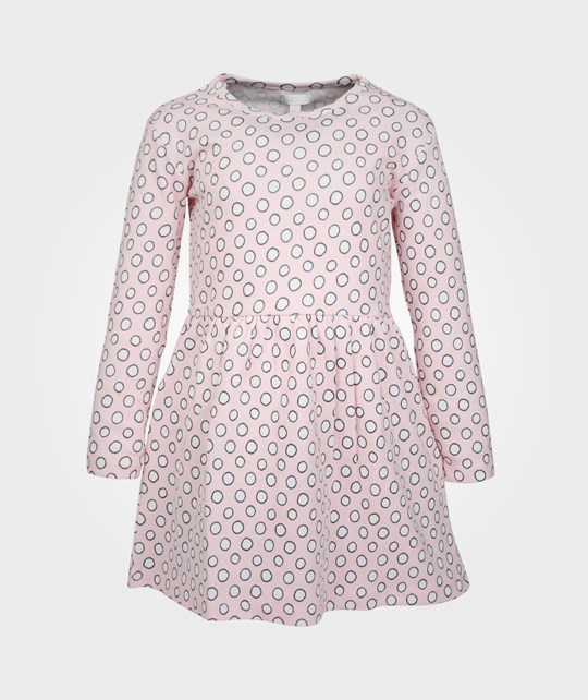 Livly Lotta Playtime Dress Pink White Dots Pink