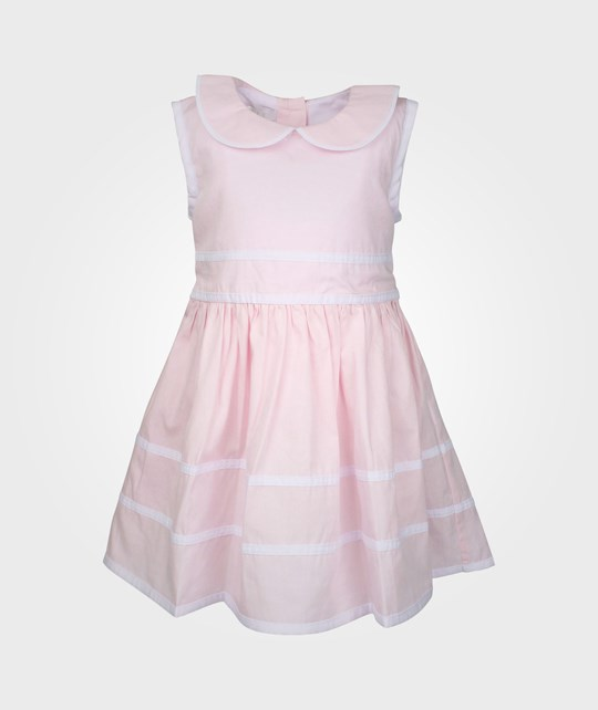 Livly Kayla Dress Baby Pink/White Pink