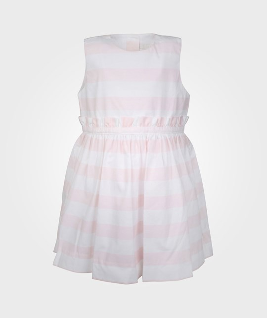Livly Therese Dress Pink/White Stripe Pink