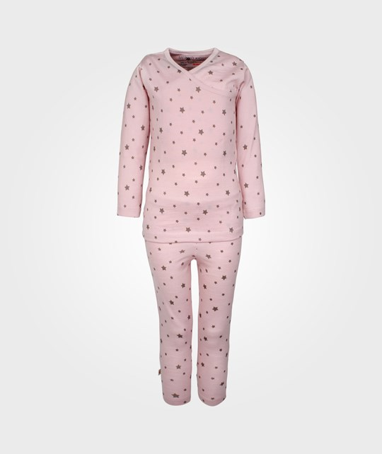 Merino Kids Essentials Pyjamas Dusky Pink Pink
