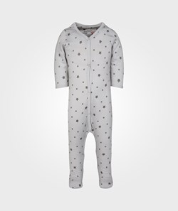 Merino Kids Essentials Growsuit Moon Rock