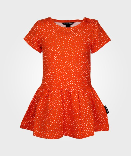 Marimekko Kiikku Dress Red