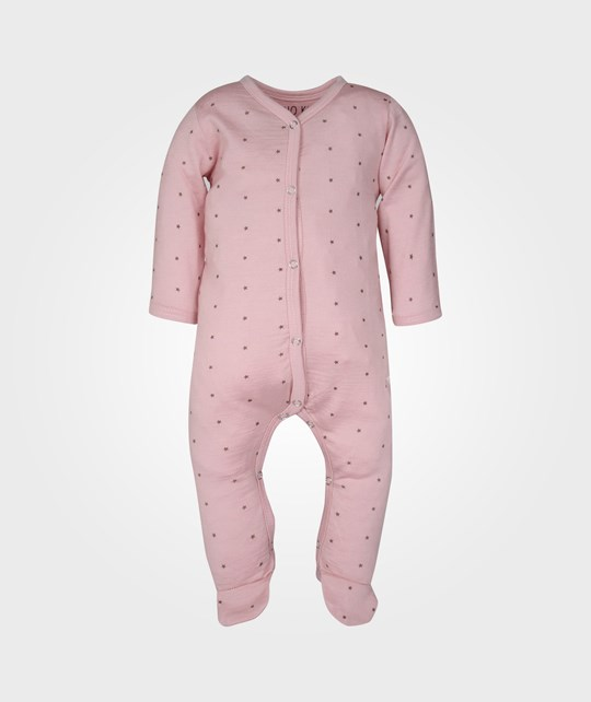 Merino Kids Cocooi All In One Dusky Pink Pink