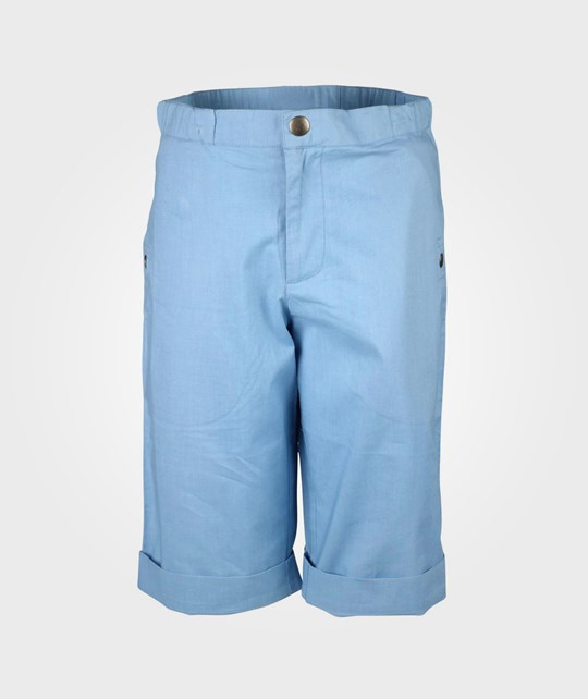 How To Kiss A Frog Charles Shorts Blue Blue