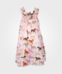 How To Kiss A Frog Blitz Dress Pink Horse