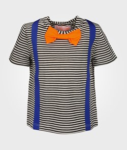 Wauw Capow Bello T-shirt Striped