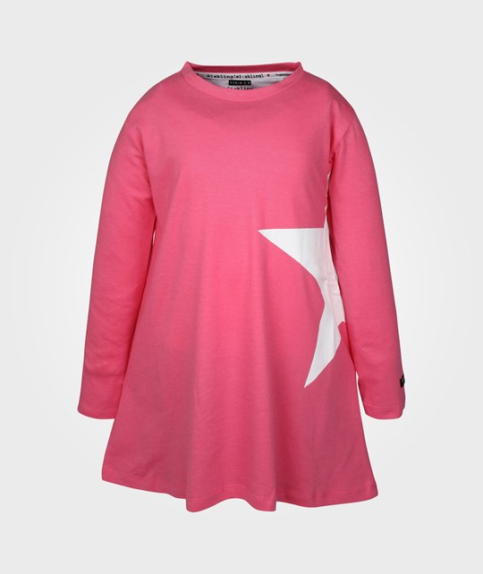 Lundmyr Of Sweden Dress Pink Star Pink