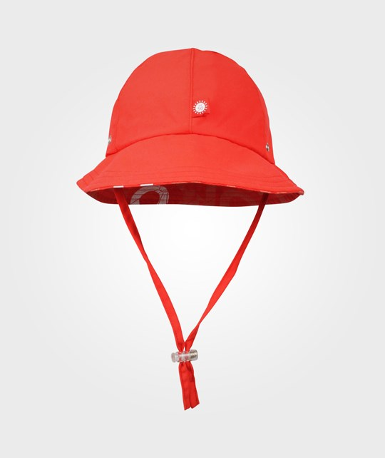 Reima Sura Sunproof Hat Flame Red Red