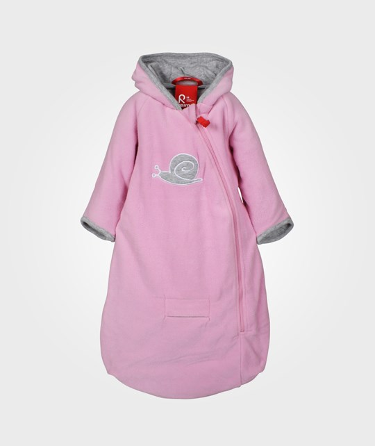 Reima Ems Fleece Sleeping Bag Orchid Pink