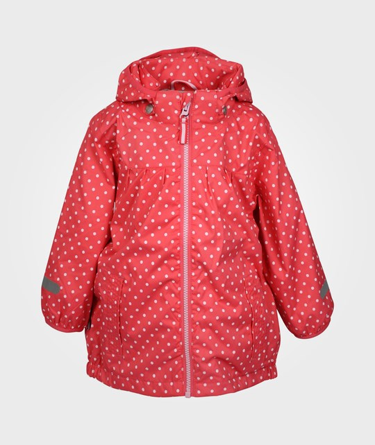 Ticket to heaven Nataly Jacket Raspberry Dots Red